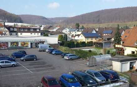 attraktive Wohnung 85 qm 1. OG über 2 Etagen in Bad Driburg - Oberstadt - gege