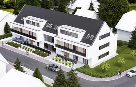 * NEU * Casa Highbach - Wohnen am Sonnenhang: EG, 3 Zi., Gartenanteil (WE01)