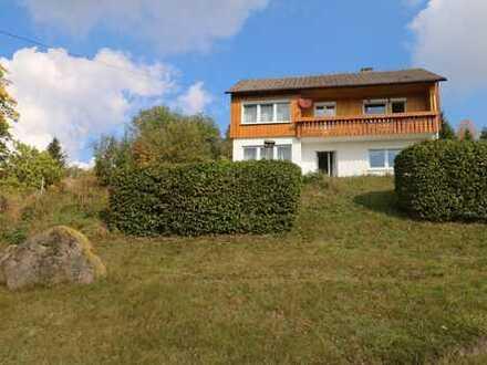 Gemütliches Einfamilienhaus in toller Aussichtslage von Freudenstadt-Kniebis