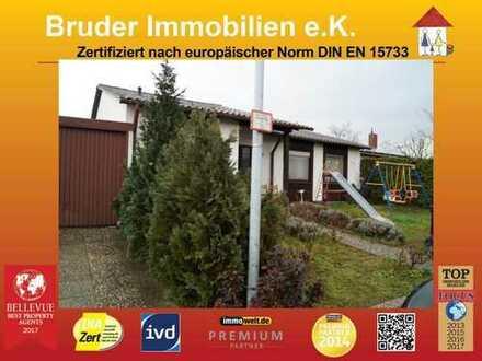 Dirmstein/Ludwigshafen: West-DHH mit viel Platz , Drohnenflug auf Youtube, 2 Gärten, 40m² Wohnküc
