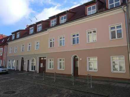 4-Zimmer-DG-Wohnung mit Balkon im Stadtzentrum
