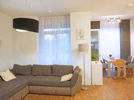 Geräumige 3 Zimmerwohnung in zentraler Lage