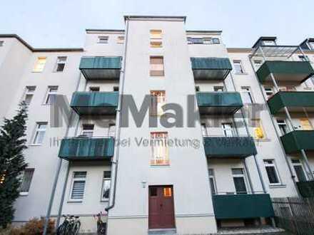 Rundum gelungenes Gesamtpaket: 2 sicher vermietete Altbauwohnungen im aufstrebenden Leipzig