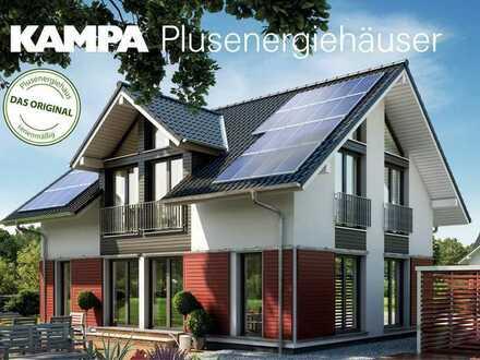 Ihr Traumhaus *INKL. GRUNDSTÜCK* als Plusenergiehaus