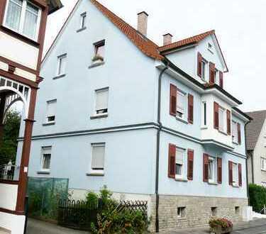Zwei Wohnungen sind frei: Herrlich charmantes altes Mehrfamilienhaus in Citylage!