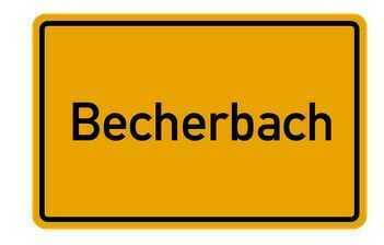 Großes erschlossenes Baugrundstück in 67827 Becherbach
