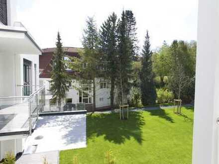 Luxuriöse Zwei Zimmerwohnung in Bad Homburg am Park
