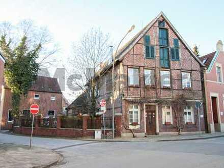 Hervorragend zentral, viel Platz für Ihre Ideen! Denkmalgeschütztes Fachwerkhaus in Billerbeck