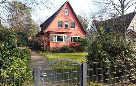 SCHÖNES Rotklinker-Putz Haus auf parkähnlichem GRUNDSTÜCK