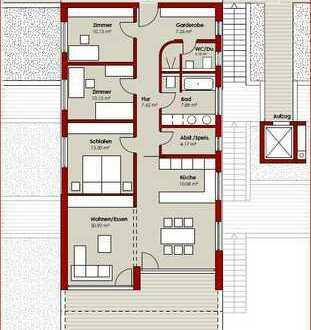 B7 | 4,5 Zimmer | 120,17 m²