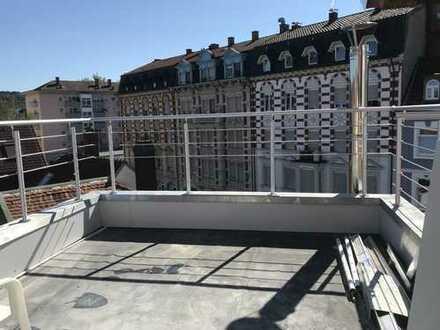 4, 5 Zimmer Wohnung auf 2 Etagen mit Panoramablick