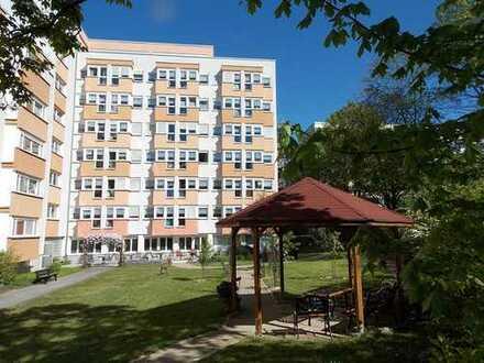 barrierereduzierte Seniorenwohnung, vollständig renovierte 2-Zimmer-Wohnung in Finkenberg, Köln