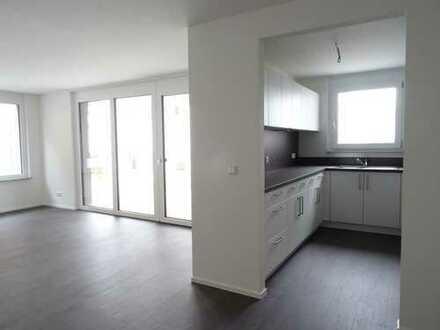 3 Zimmer Wohnung mit Terrasse in ruhiger Wohnlage