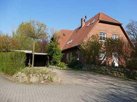 Schönes Haus im nordischen Stil mit fünf Zimmern in Diepholz (Kreis), Syke