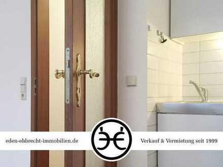 Ideal für Pendler | Renovierte 1 Zimmer Wohnung mit Sauna & Pool | Ziegelhofviertel