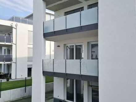 Erstbezug: Helle 3,5-Zimmer-Wohnung mit EBK und Balkon in Blitzenreute