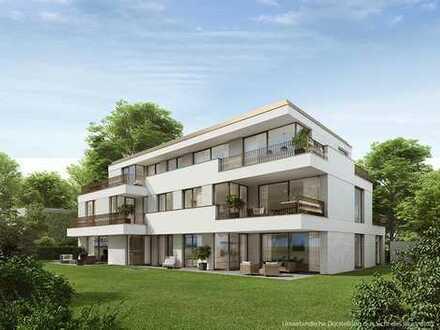 Großzügige Neubauwohnung mit Privatgarten (Süd-West)