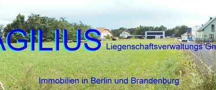 ruhig gelegenes Grundstück in Bernau bei Berlin