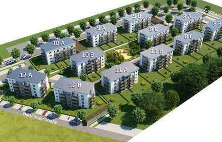 BA 11 - FINALE - noch wenige Wohnungen verfügbar - von 89 bis 100 m² Wohnfläche !