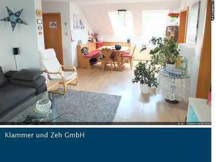 Sternenfels-Diefenbach: 3-Zimmerwohnung im Dachgeschoss