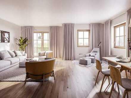 Das Besondere genießen! Haus-im-Haus mit großzügigem Wohnkomfort und Garten in schöner Umgebung