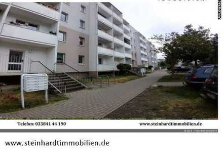 Helle 4- Raum- Wohnung in Bad Belzig
