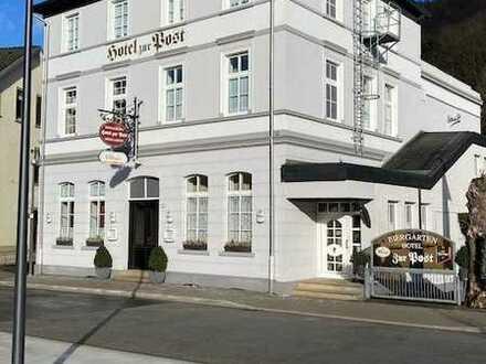 Etabliertes, gepflegtes Hotel mit Kundenstamm zu verkaufen!