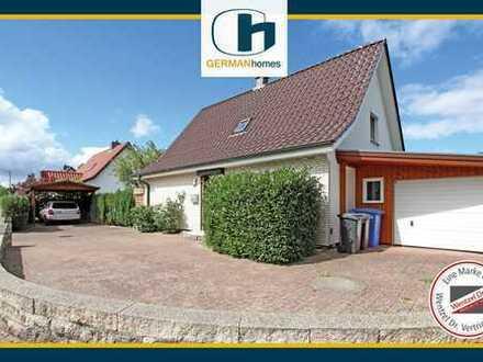 PROVISIONSFREI für Käufer – Sehr gepflegtes Einfamilienhaus mit Garage und Pool in Seth