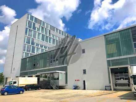 KEINE PROVISION ✓ TOP-LAGE ✓ Lagerflächen (960 m²) & Büroflächen (390 m²) zu vermieten