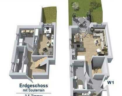 Mittendrin statt nur zentral - Neubauerdgeschosswohnung in Essen-Haarzopf
