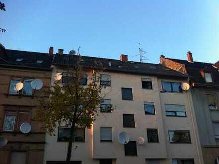 6 sonnige,vermietete Wohnungen in Mannheim-Waldhof