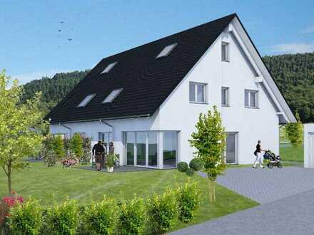 Doppelhaushälfte in ruhigem Wohngebiet