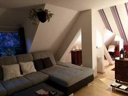 Möblierte 84qm 3 Zimmer DG Wohnung in Reinickendorf sucht Nachmieter