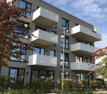 Mit Balkon, Fahrstuhl, Gäste-WC und Parkett im Wissenschaftspark!