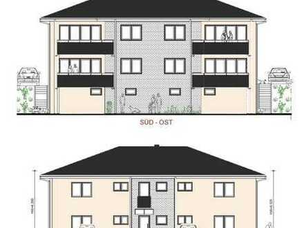 Erstbezug einer 4-Zimmer-Wohnung mit großem Balkon in ruhiger Stadtrandlage von Bad Driburg