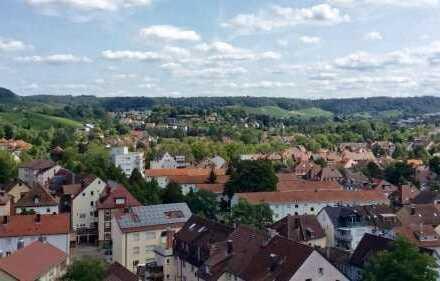 Schöne 3-Zimmer Wohnung mit Blick tollem Ausblick über Heilbronn, Kernstadt