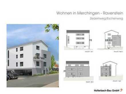 Erstbezug: 4 attraktive Wohnungen in Ravenstein-Merchingen