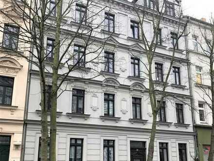 Baudenkmal - 2-Zimmer-Altbauwohnung in Leipzig (vermietet) -Kapitalanlage-