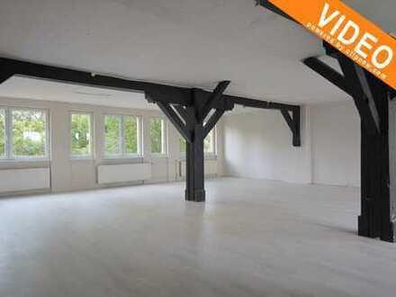 Gewerbe-Objekt mit vielfältigen Möglichkeiten inkl. 120 m² Wohnanteil