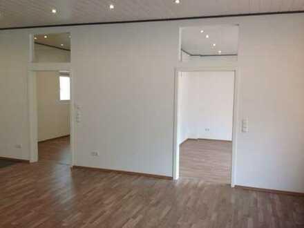 **Komplett renovierte Erdgeschosswohnung in Burglengenfeld**