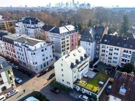 Mit viel POTENTIAL - Mehrfamilienhaus in toller Lage von Rödelheim