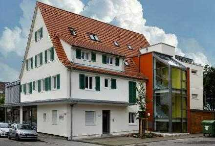 Top - Wohnlage im Zentrum Vaihingens mit Terrasse und Sauna