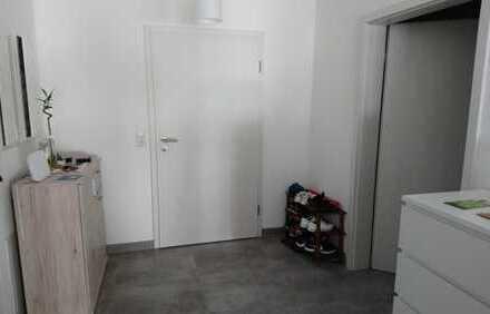 Freundliche 3-Zimmer-Dachgeschosswohnung mit Balkon in Haßmersheim
