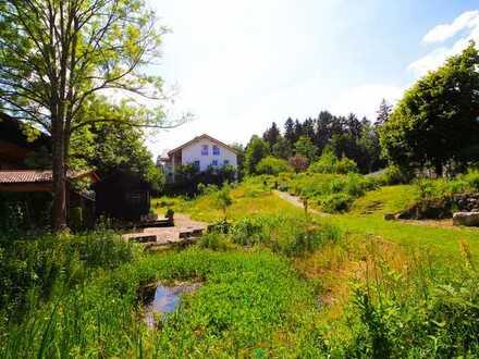 Traumhaftes Baugrundstück in Lechbruck am See