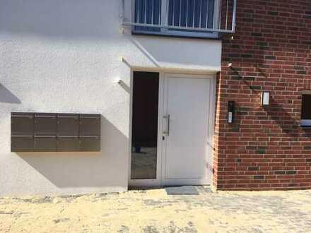Erstbezug: attraktive 2-Zimmer-Wohnung mit Terrasse in Hänigsen