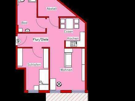 Erstbezug: Schönes Appartement mit Parkett, Einbauküche und Terrasse (R9)