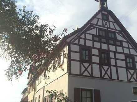 Wunderschöne Dachwohnung in denkmalgeschützten Haus