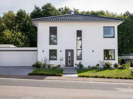 Bauen Sie mit Elbe-Haus® Ihr maßgeschneidertes Traumhaus in Effizienz 40+ in Rheinbach-Flerzheim!