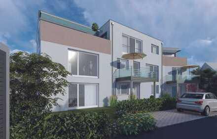 Moderner Grundriss! 2 Zi. Wohnung mit Balkon Ulm-Erbach