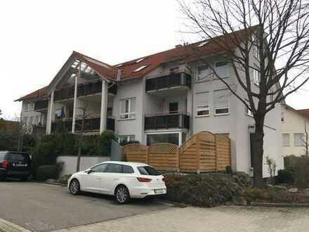 Geräumige, gepflegte 2-Zimmer-Wohnung in Weil im Schönbuch